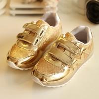 2014 autumn casual children shoes high qualty kids sport shoes cute boys shoes