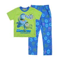 cartoon Spring fashion new baby boys car T shirt+long pants kids summer Clothes set children's clothing 100% cotton 2pcs sets