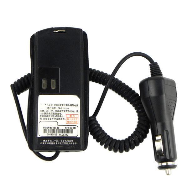 12V Car charger Eliminator Adaptor For Motorola Radio GP2000 GP2150 AXU 4100 CM 338 PR2150 AXV5100 J0209A Eshow(China (Mainland))