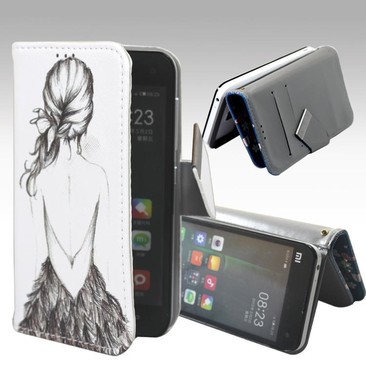 Estojo de couro para jiayu G3 tampa do telefone móvel para jiayu G3 celular para jiayu G3 grátis frete(China (Mainland))