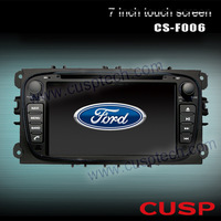 CS-F006 Special Car Radios with touch screen/steering wheel control/dvd/GPS/Bluetooth/SD/Map FOR FORD MONDEO 2007-2012