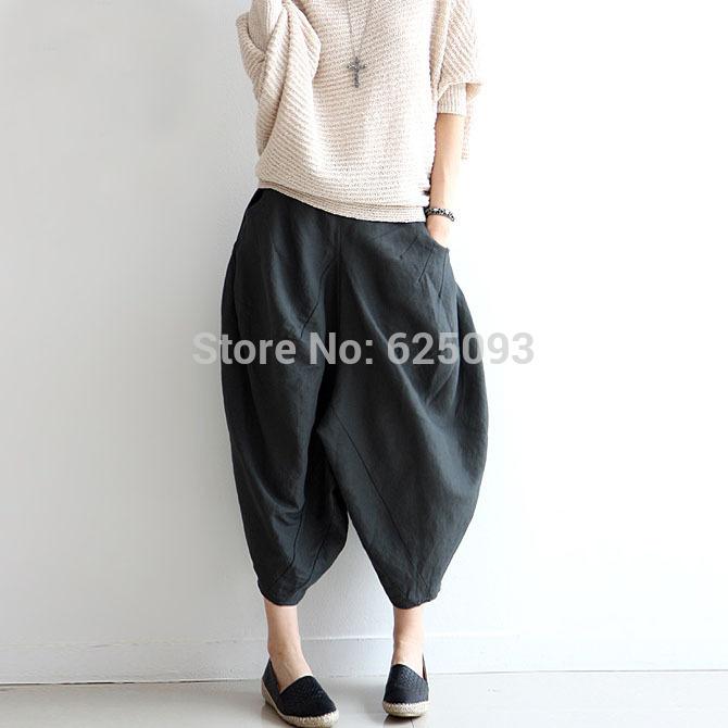 Женские брюки Authentic Linen 14 s Capris JZ00180