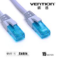 Vention 15M RJ45 Cat 5e UTP LAN Ethernet Network Cable For Computer Laptop Router