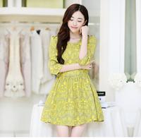 Женское платье 6661