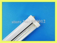 SMD2835 FA8S single pin T8 LED tube lamp light 2400mm 240cm 2.4M 8FT 192led 40W AC85-265V best price and high bright and quality