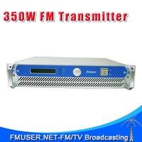 FMUSER FSN-350 300w 350w 2U Professional FM Broadcast RadioTransmitter exciter