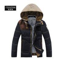 NEW Free shipping Men's down parka 2014 Short men down jacket Winter Casual outdoor coat