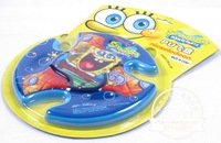 hot selling Guinot novel nimble, convenient and fun flying saucer children baby 7-inch software security PU disc outdoor toy