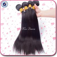 New arrival grade 6A brazilian virgin hair straight 4bundles virgin brazilian straight hair silky and soft 100% human hair weave