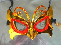 hot selling news desig Butterfly makeup mask dance props children's mask mask wholesale ultra low-cost promotions half face size