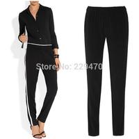Skinny Pencil Women casual trousers sport hip hop Disco sweat pants calcas femininas 2014 pantalones for woman FREE SHIPPING