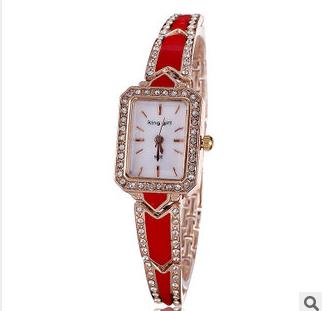 KING GIRL Brand Hot girls best jewelry noble and beautiful women casual watch fashion watch women