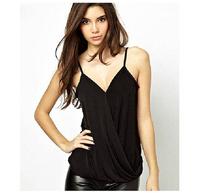 New Brand women fashion 2014 vest sleeveless Women's Tops Tees Ladies Casual T-shirt Free shipping