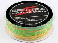 Free shipping 1 PCS 100M 80LB 0.48mm Braided Fishing Line Multicolor Spectra Brands PE Dyneema