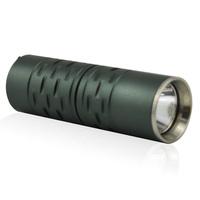 Mini Cree T6 300Lm Warterproof Flashlight Porable Torch lamp light + battery