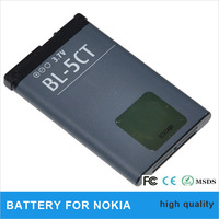 BL-5CT battery for Nokia cell phone btteries