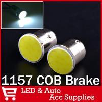 4X 1157 Bulb Led COB Light P21/5W Brake Tail Turn Signal Light Parking Backup Bulb Lamp White Red Blue