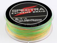 Hot sale PE Dyneema Braided Fishing Line 100M 90LB Spectra Braid Multicolor 0.50mm 109 Yard