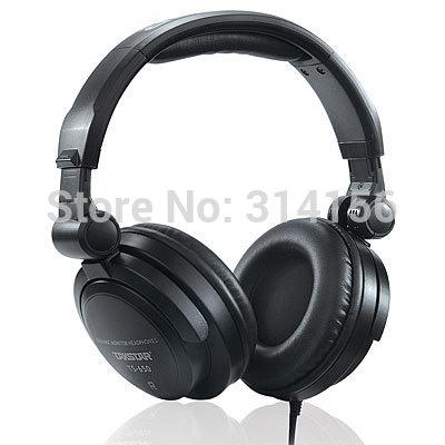 Top quality Takstar TS-650 Professional Monitor Headphones Fully enclosed Folding earcup design Adjustable headband TS650(China (Mainland))
