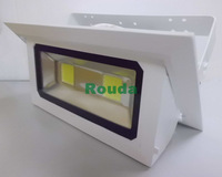 new 2014 Rotatable led flood lights 40w 30w 20wepistar100-110lm/w outdoor lighting 50w led floodlight 45mil epistar chip CE&RoHS