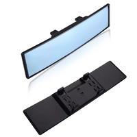 s New 270mm Wide Convex Interior Clip On Car Truck Rear View Mirror Universal EP98