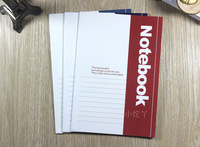 Tsmip commercial notebook a5 soft transcript stationery thin notepad soft copy