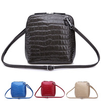 Women's Handbag Desinger Crossbody Alligator Lady Messenger Bags Female Shell Sweety Bag Square Little Bag High Quality