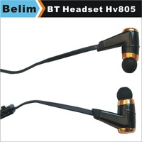 Free Shipping High Quality Stereo Bluetooth Headset In-Ear Wireless Earphone Multi-Point BT 4.0 Long Standby Time