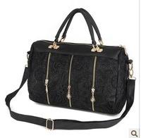2014 Women Lace bags fashion hand bags shoulder Crossbody handbags