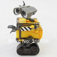 Free Shipping Wall-E Robot Wall E PVC Action Figure Collection Model Toy Doll 6cm