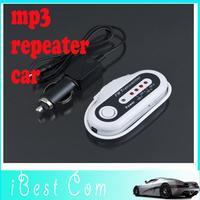 Economic type car fm transmitter FM mp3  repeater car fm transmitter wholesale gift