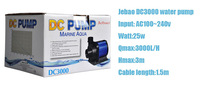 JEBAO DC-3000 110v~240v super quiet four pole low frequency flow adjustable pump Free Shipping
