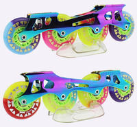 free shipping roller skates frame new design 231 mm 243 mm only frame without wheels