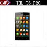 Free 3 Gifts THL T6 PRO T6S 5 Inch MTK6592 Octa Core Android 4.4 IPS 1280X720 1GB RAM 8GB ROM 8MP Camera 3G Mobile Phone