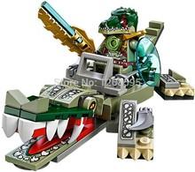 Bela 10071 120Pcs/Set CHIMA Qigong Legend Series! Children Educational Asembled Plastic Building Blocks Toy Compatible With Lego(China (Mainland))