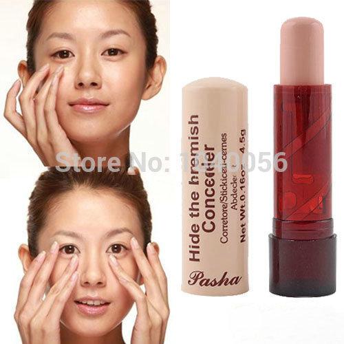 Promotions!best France Pasha Concealer Hide The Blemish Creamy Concealer Stick (China (Mainland))
