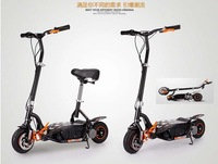 EVO mini fold 24V lithium battery electric bicycle 9 inch scooter
