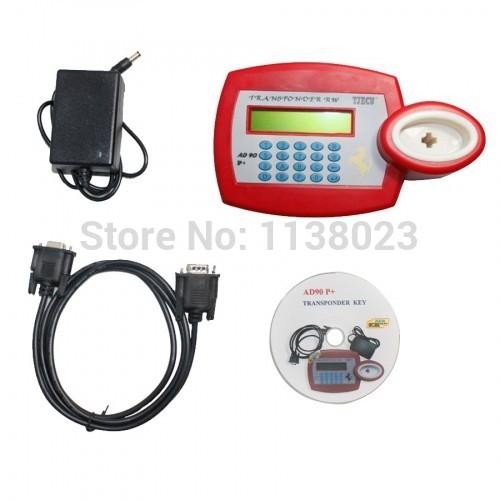 AQkey 1pc Auto Locksmith Tool AD90 Key Transponder Programmer plus AD90 key copier AD90 Transponder Key Pro(China (Mainland))