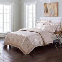 100%silk jacquard bedding set 4pcs king/queen,duvet cover/comforter set/bed cover/bedspread/bedlinen/bedclothes/blanket/sheets