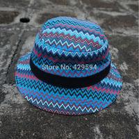 2014 Fashion new wave fishing hat custom blank bucket hat for men and women fishman hats