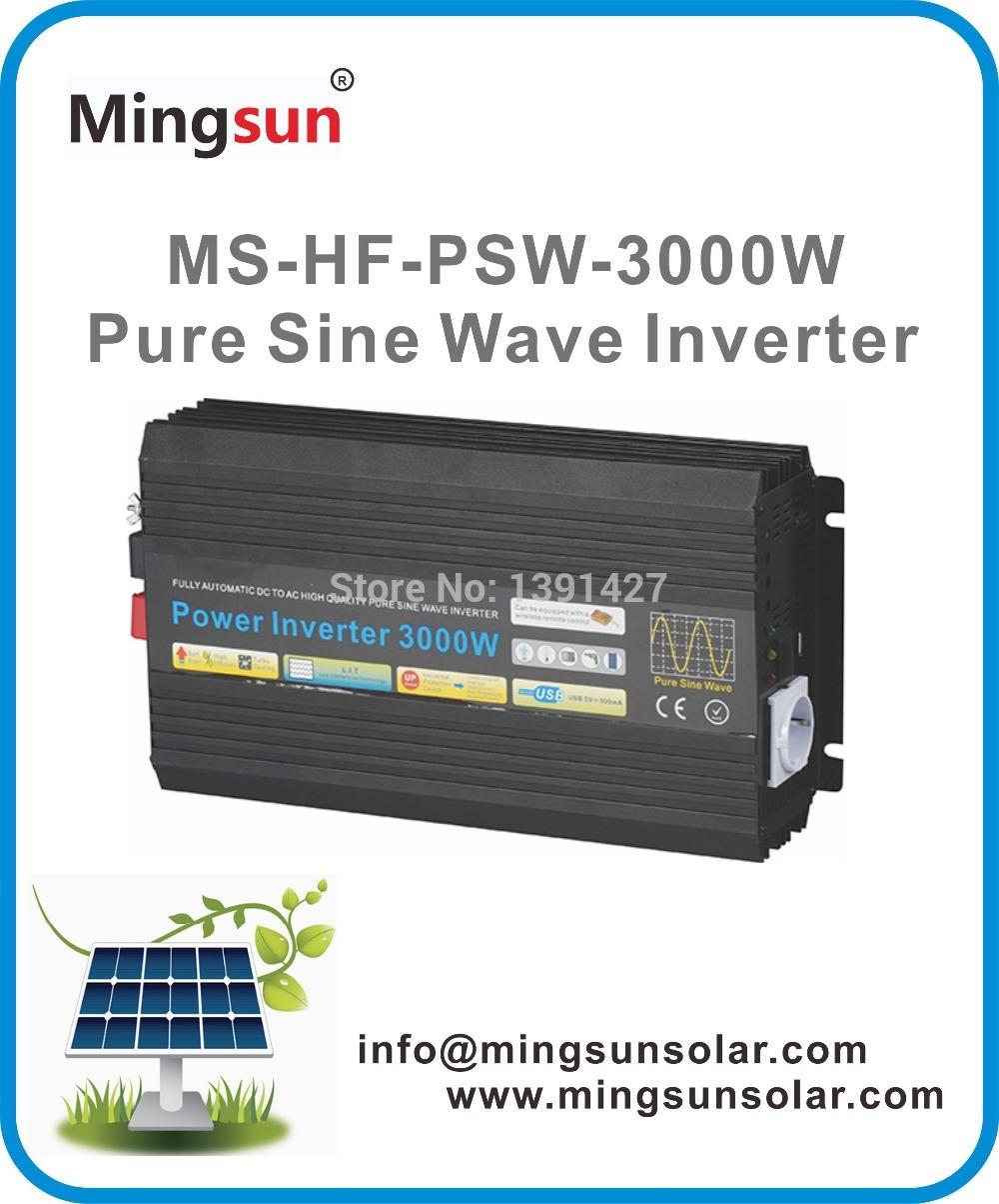 Off grid solar inverter 3000W(China (Mainland))