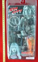 2014 New Arrival sin city nancy black-and-white action movie figure  dolls Children's Toy Kids Birthday Gift