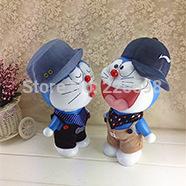 ClimaCool cute jingle cats resin piggy bank boutique fashion ornaments