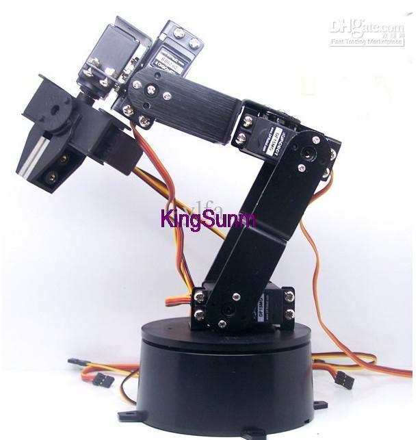 hot LG-NS AI Gripper 6 DOF Programmable Clamp Robot Arm(China (Mainland))
