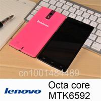 "New lenovo S960 w Dual sim android 4.4 GPS smart phone 3G mtk6592 octa core 5.0"" ips 1920*1080 HD 8MP camera 2G RAM 8G ROM 8MP"