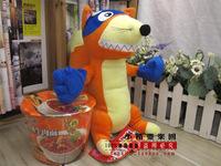 Free Shipping! DoratheExplorer Dora The Explorer Rascal Fox Plush Doll Toy Doll Plush Toys For Children
