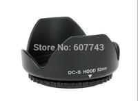 52mm Petal-Shaped Lens Hood For Nikon D5200 D5100 D3200 D3100 D3000 + 18-55MM VR