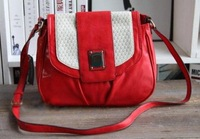 2014 New GU Bag Fashion flip single shoulder bag color optional Free shipping