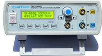 5MHz Dual Channel DDS Function Signal Generator Sine/Square Wave Sweep +Counter