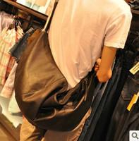 2014 Fashion Leather Vintage Bucket Casual Bag Man Shoulder  Messenger Bag  CN0081
